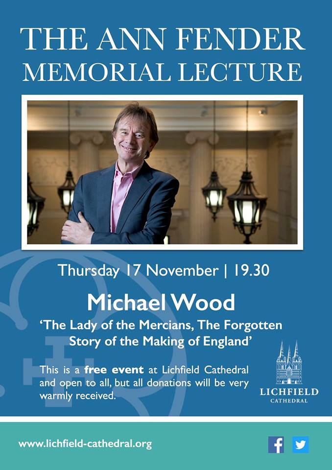 The Ann Fender Memorial Lecture with Michael Wood